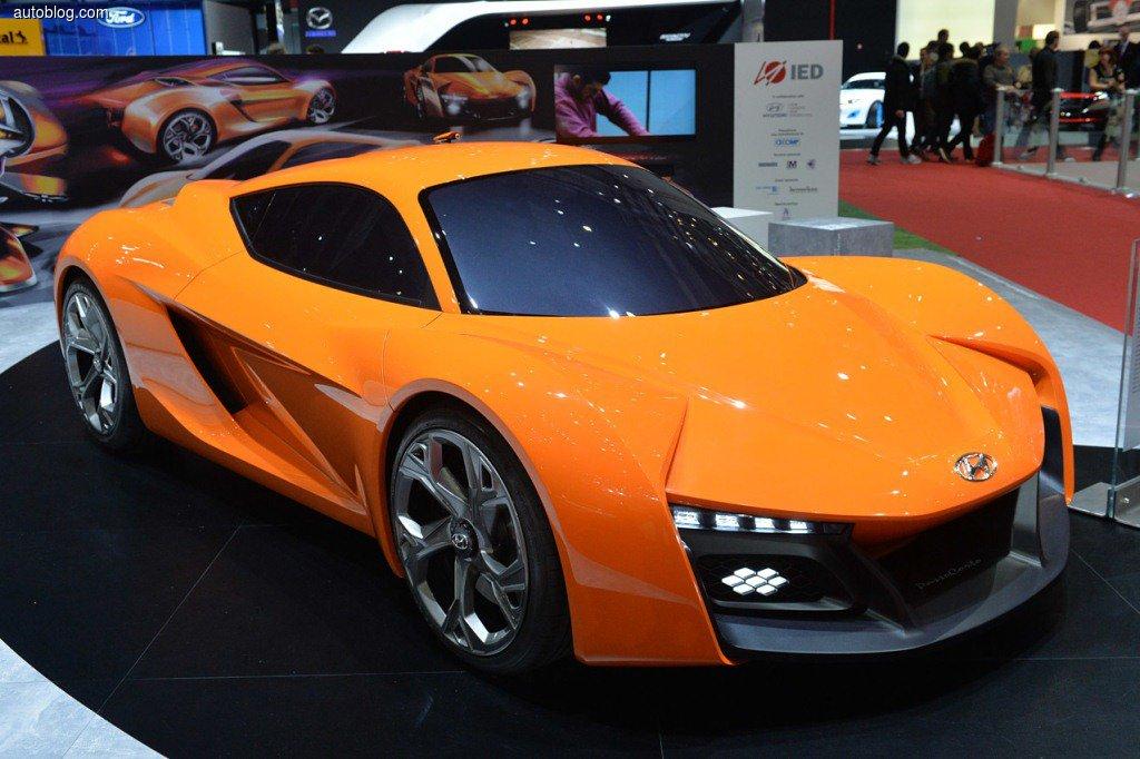 Hyundai отказался от идеи построить спорткар