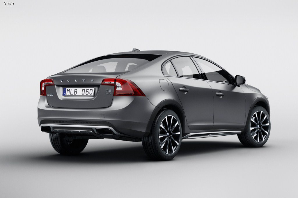 � Volvo ����������, ��� ����� ����� ������� S60 Cross Country