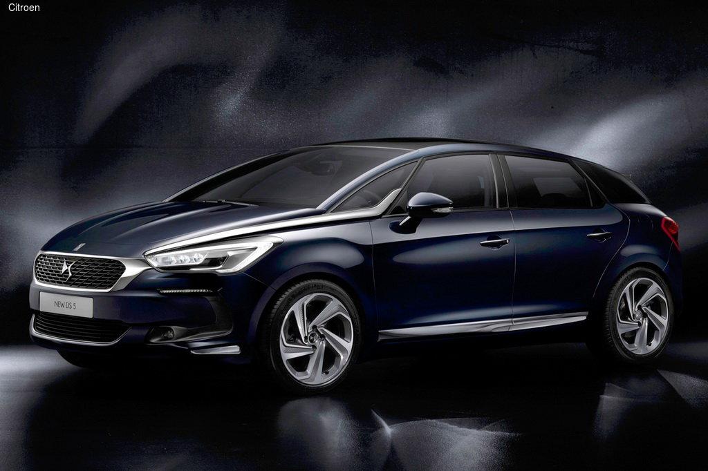 Женевский автосалон 2015: Citroen обновит своего флагмана