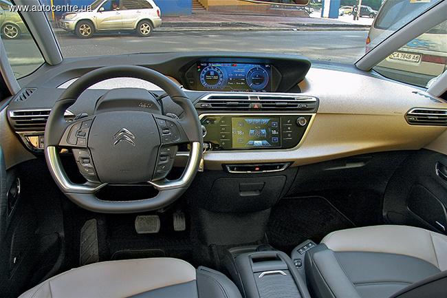 Citroen c5 tourer new