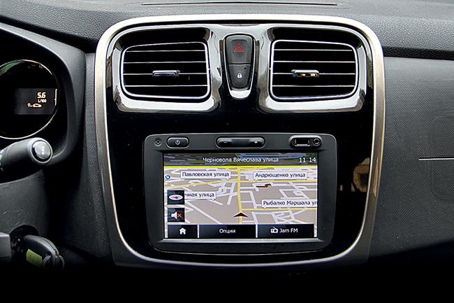 Renault Logan: Технологии в «бюджете»