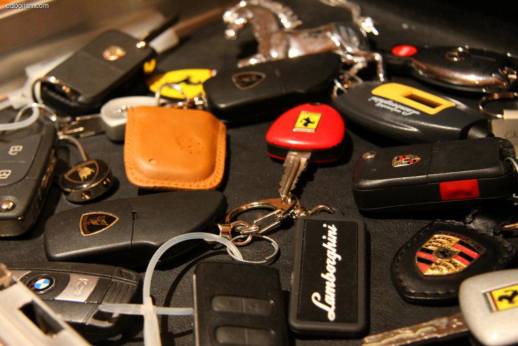 Автомобильные ключи в будущем заменят смартфонами