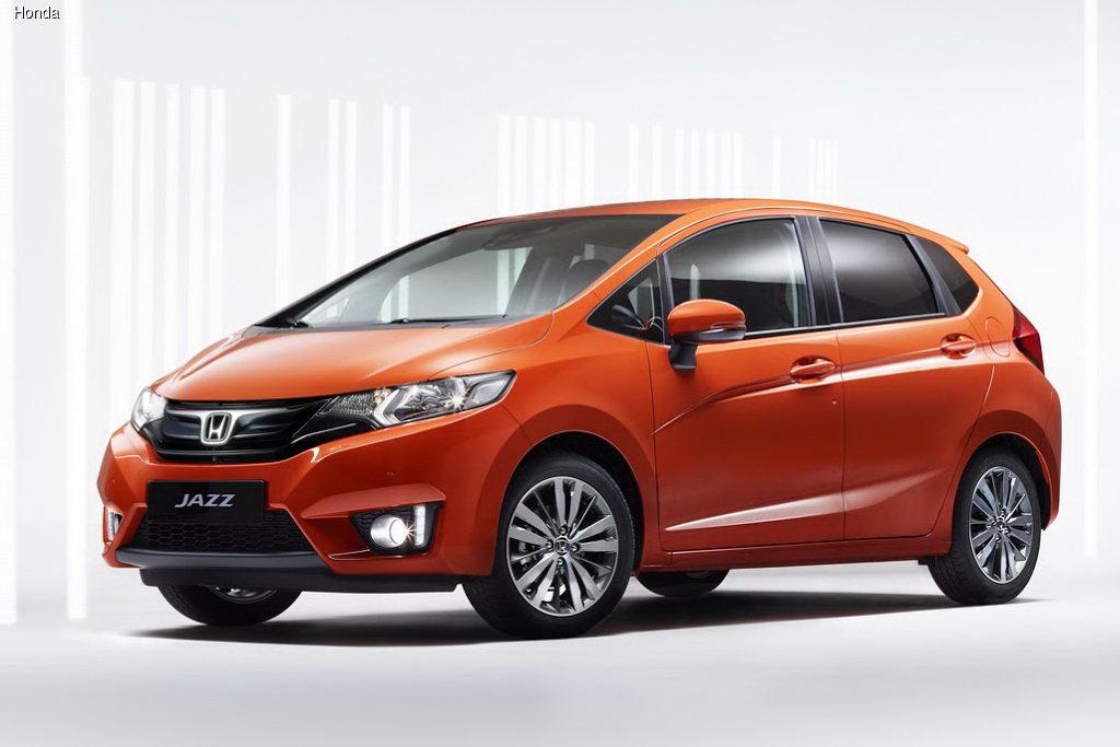 Женевский автосалон 2015: Honda Jazz, версия 3.0