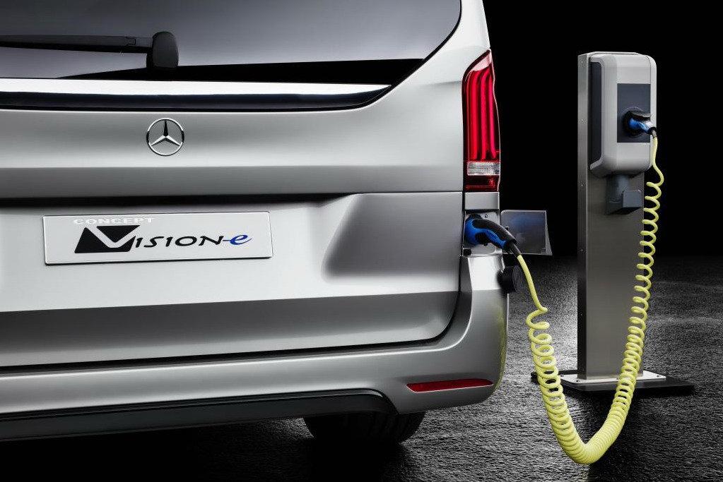 Mercedes-Benz �oncept V-ision e