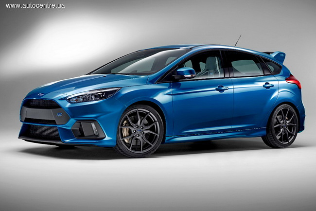 Новый Ford Focus RS