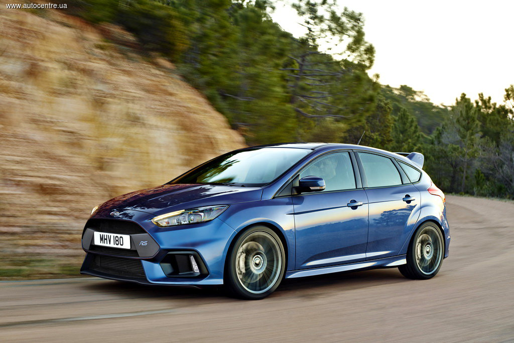 ����� Ford Focus RS