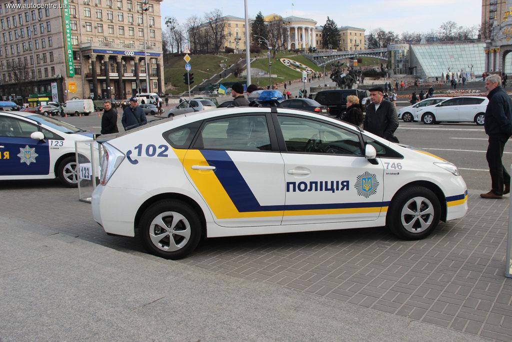 Новые патрульные автомобили смогут выявлять угнанный транспорт