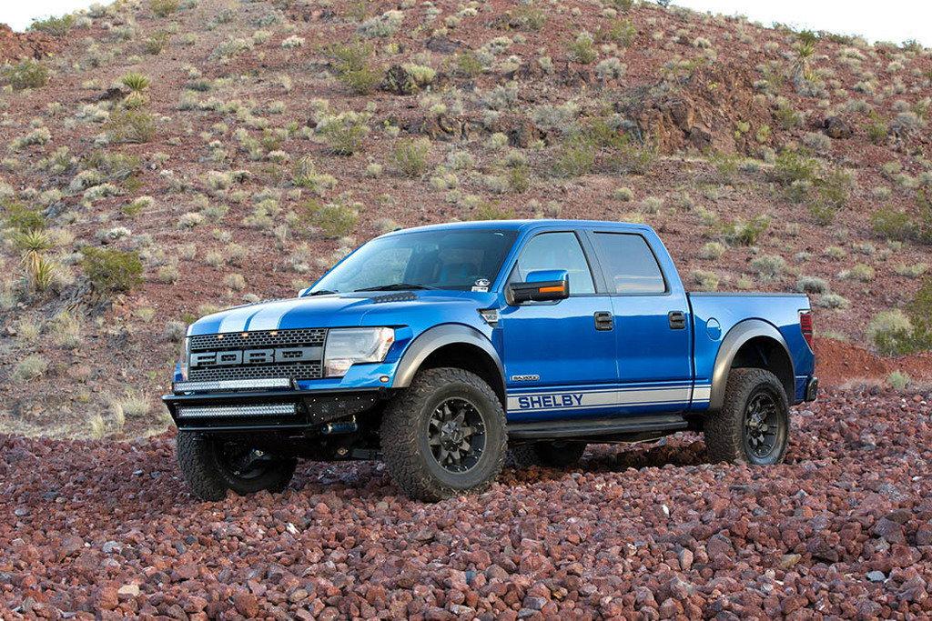 Ford SVT Raptor в версии Baja 700