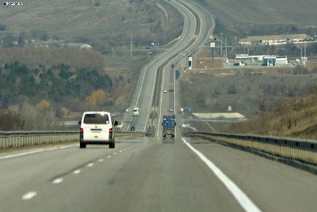 ГАИ усиливает контроль на трассе Киев-Одесса