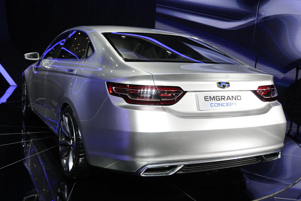 ���������� ���������: �������-��� Geely Emgrand