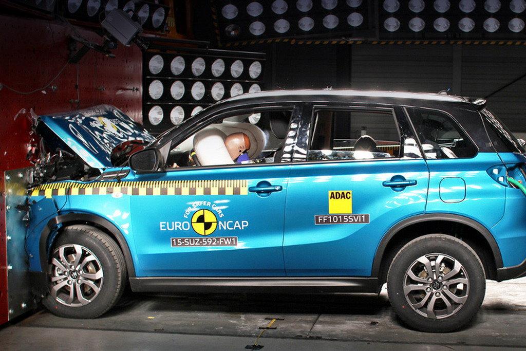 Euro NCAP: результаты последних краш-тестов (+ВИДЕО)