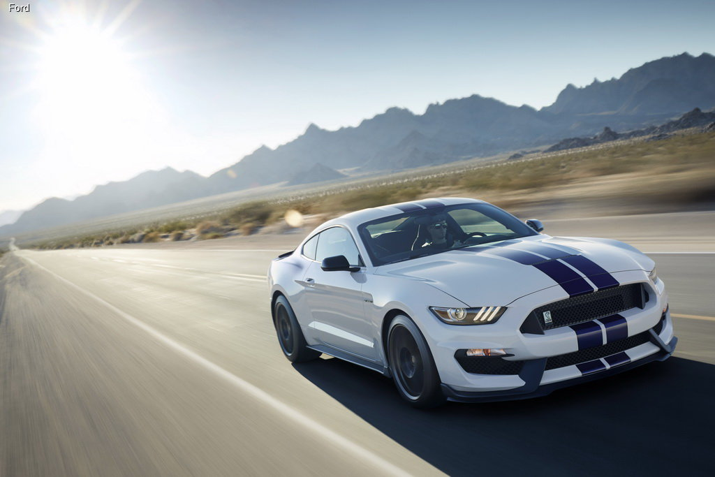 Ford �������� �������������� ����� Shelby GT350R