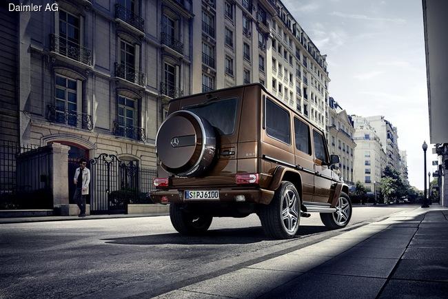 Mercedes-Benz ����������� ����������� G-Class