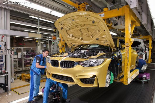 BMW пока передумал строить завод в России