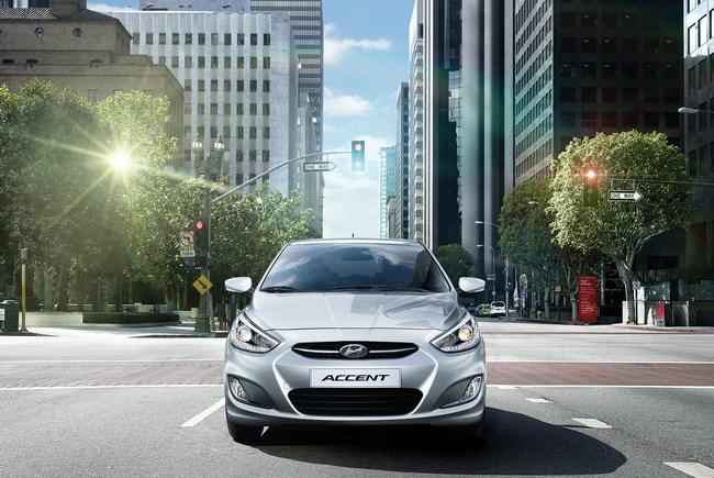 Нoвый Hyundai Accent made in Korea появится в Украине уже с лета 2015