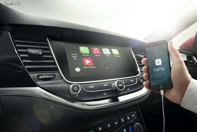 Opel официально представил новую Astra