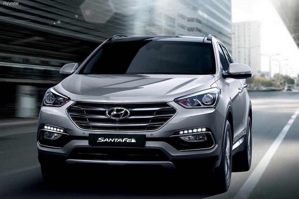 �������� Hyundai �������� ��������� Santa Fe