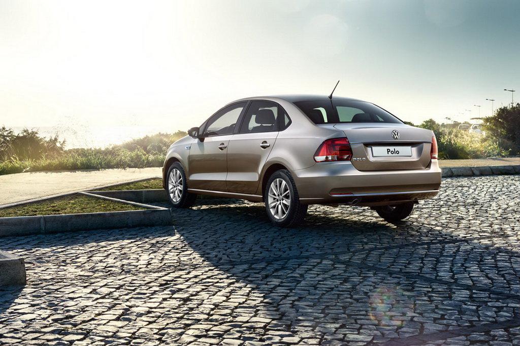 Продажи обновленного VW Polo Sedan с июля стартуют в Украине