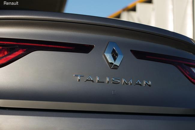 Renault Talisman к конкуренции готов