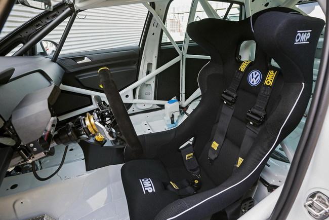 «Седьмой» Volkswagen Golf выйдет на чемпионат TCR