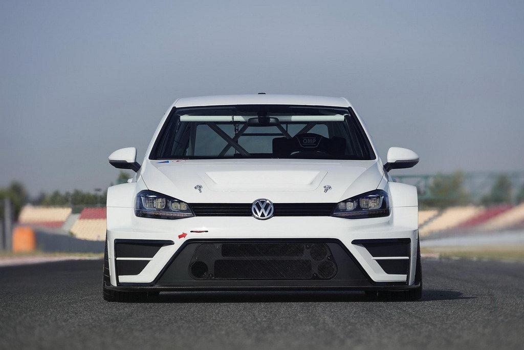 «�������» Volkswagen Golf ������ �� ��������� TCR
