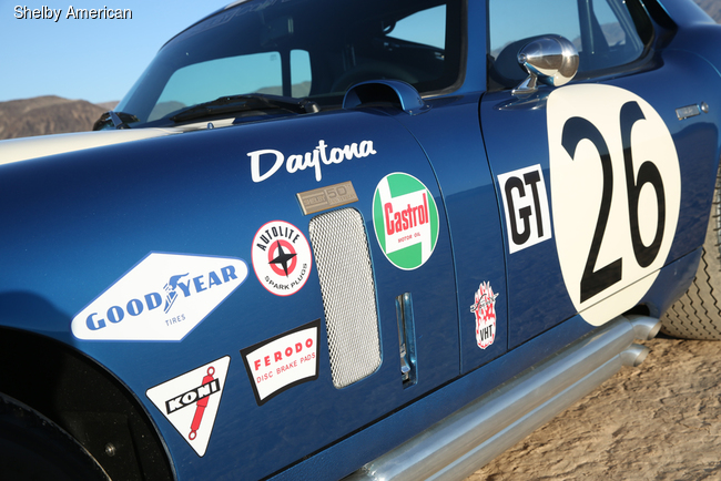 Shelby American �������� Cobra Daytona Coupe