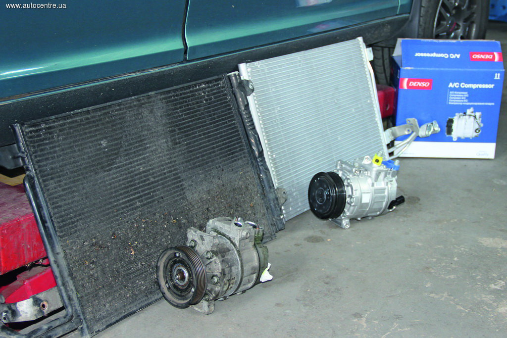 Автомобильный кондиционер: спасите от жары!
