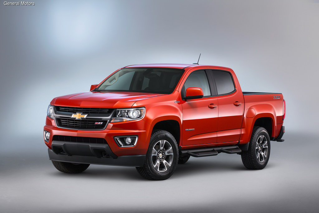 Пикапы Chevrolet и GMC обзавелись дизелями