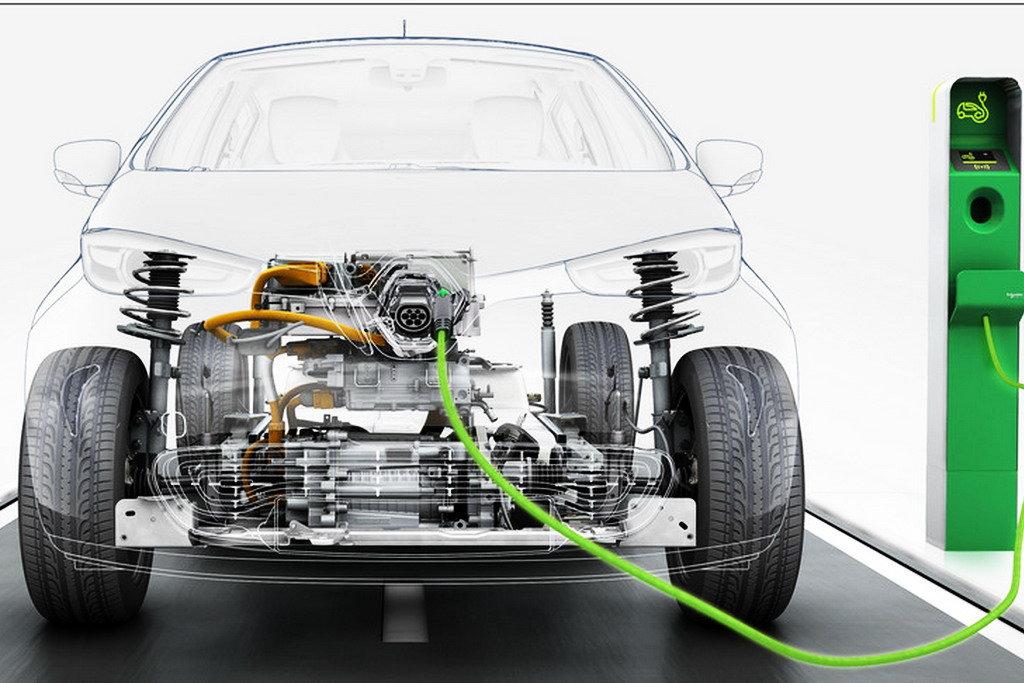 мировые продажи электромобилей увеличились на 50%