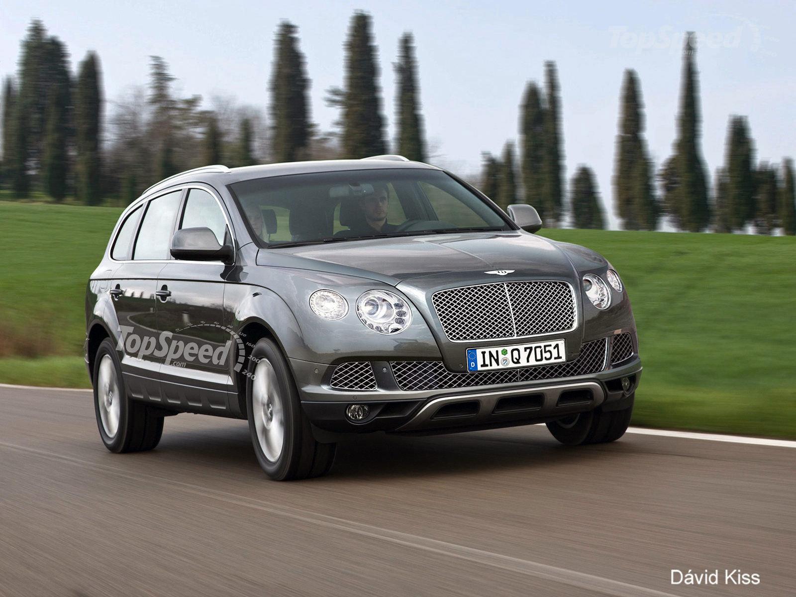 Bentley заканчивает тесты внедорожника Bentayga (+ВИДЕО)