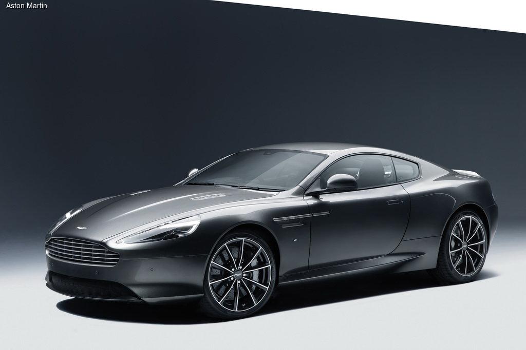 Aston Martin презентует новую модель DB9 GT