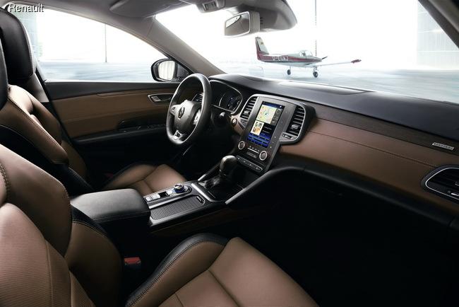 Renault Talisman обзавелся универсалом