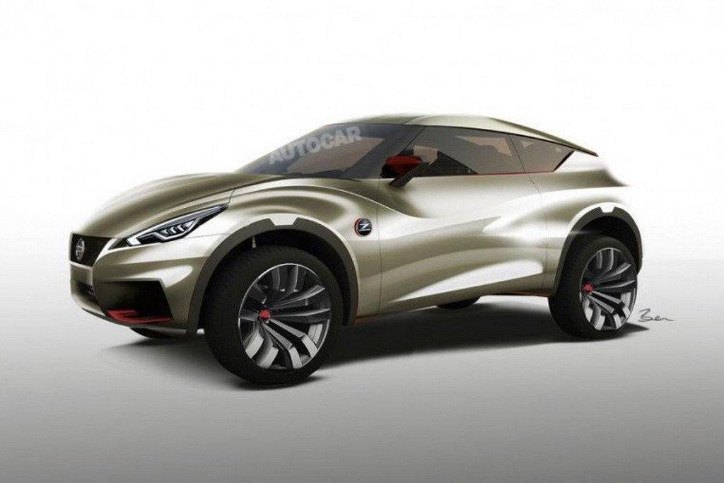 Купе Nissan Z переродится в паркетник