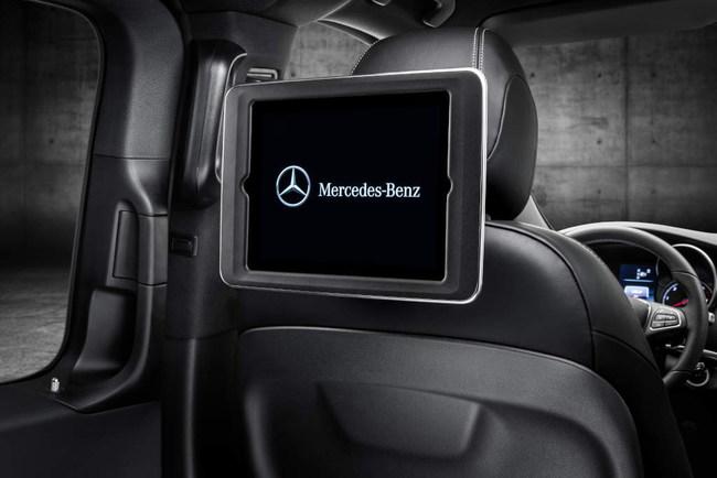 Mercedes-Benz V-Class примерил пакет AMG