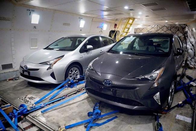 Toyota Prius третьего поколения уже без камуфляжа