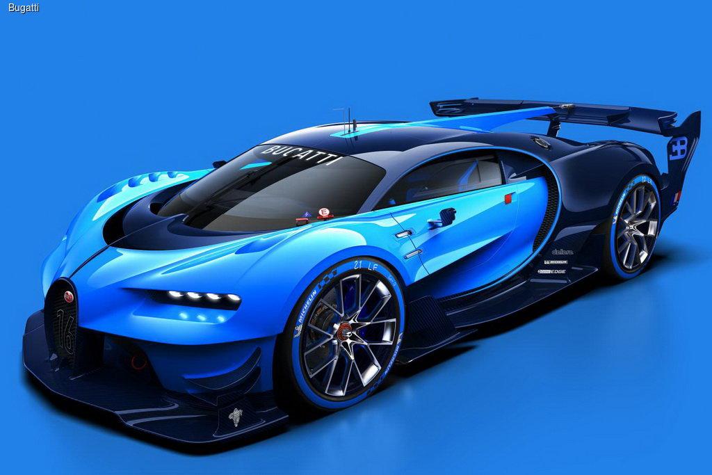Bugatti ��������� � Gran Turismo
