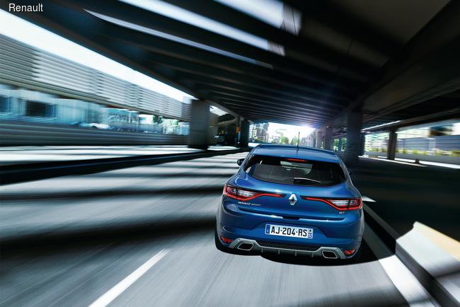 Renault Megane 4-го поколения ждут во Франкфурте