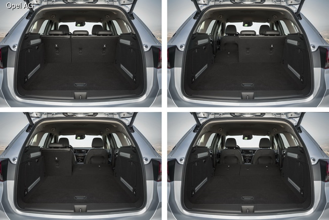 Opel Astra Sports Tourer отметит премьеру во Франкфурте