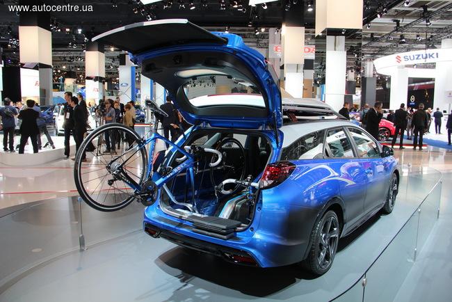 Франкфуртский автосалон 2015:Мобильность объединяет! Часть 3