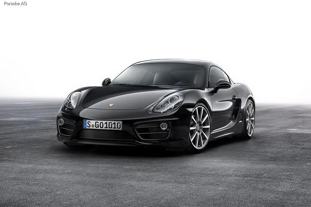 Porsche подготовила специверсию Cayman