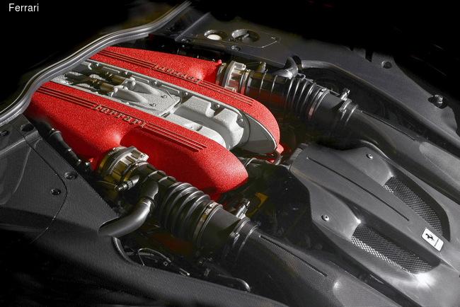 Ferrari презентовала новый суперкар F12tdf