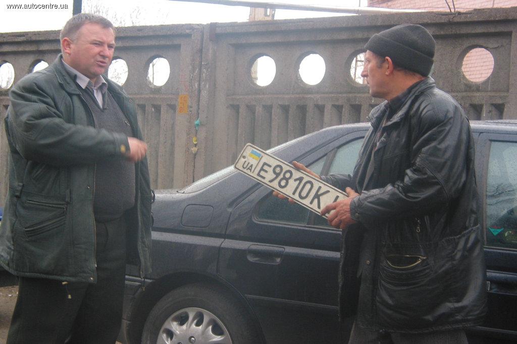 Дефицит номеров и техпаспортов в Украине ликвидирован
