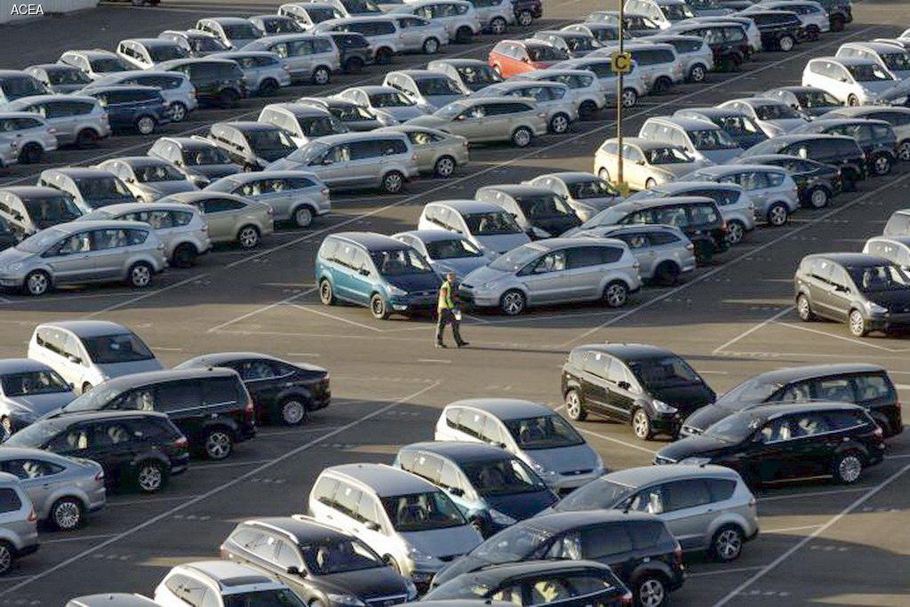 В ЕС продажи автомобилей продолжают расти