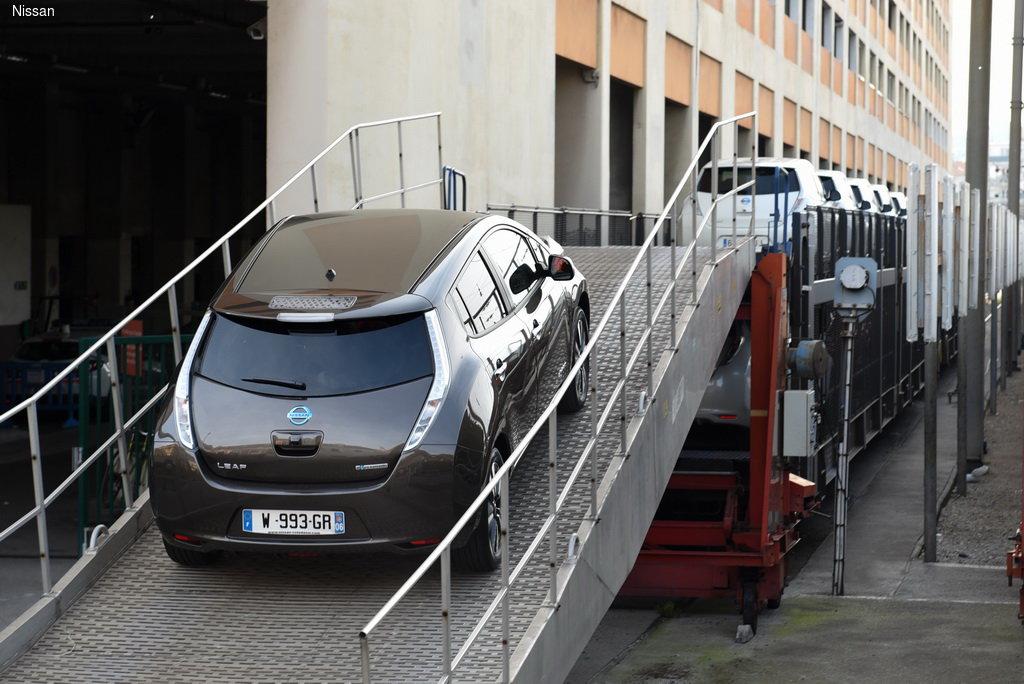 Зарядка Электромобиля Nissan LEAF в Киеве Купить