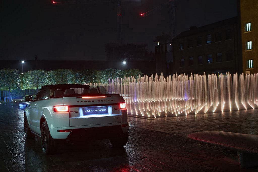 Range Rover Evoque Сonvertible