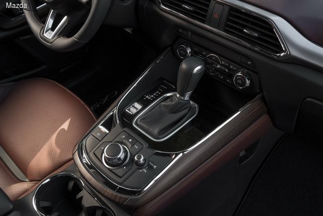 Семейство Mazda пополнилось роскошным кроссовером