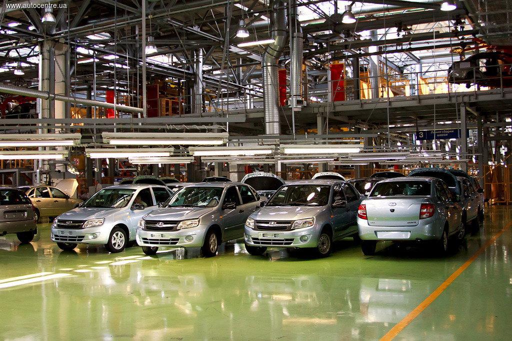 Украина вводит доппошлину на импорт автомобилей из РФ в 2016 году