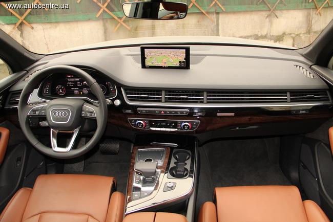 У нас на тесте: Audi Q7 второго поколения