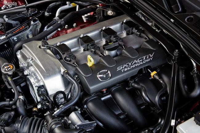 Mazda показала рекордные результаты по экономичности в США
