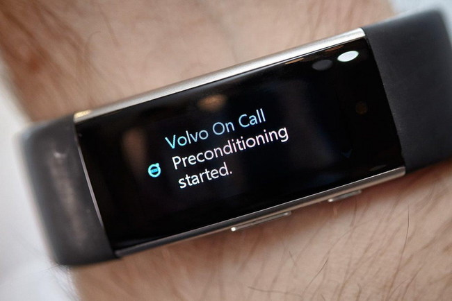 Volvo и Microsoft внедрили в авто дистанционное голосовое управление (видео) (1)